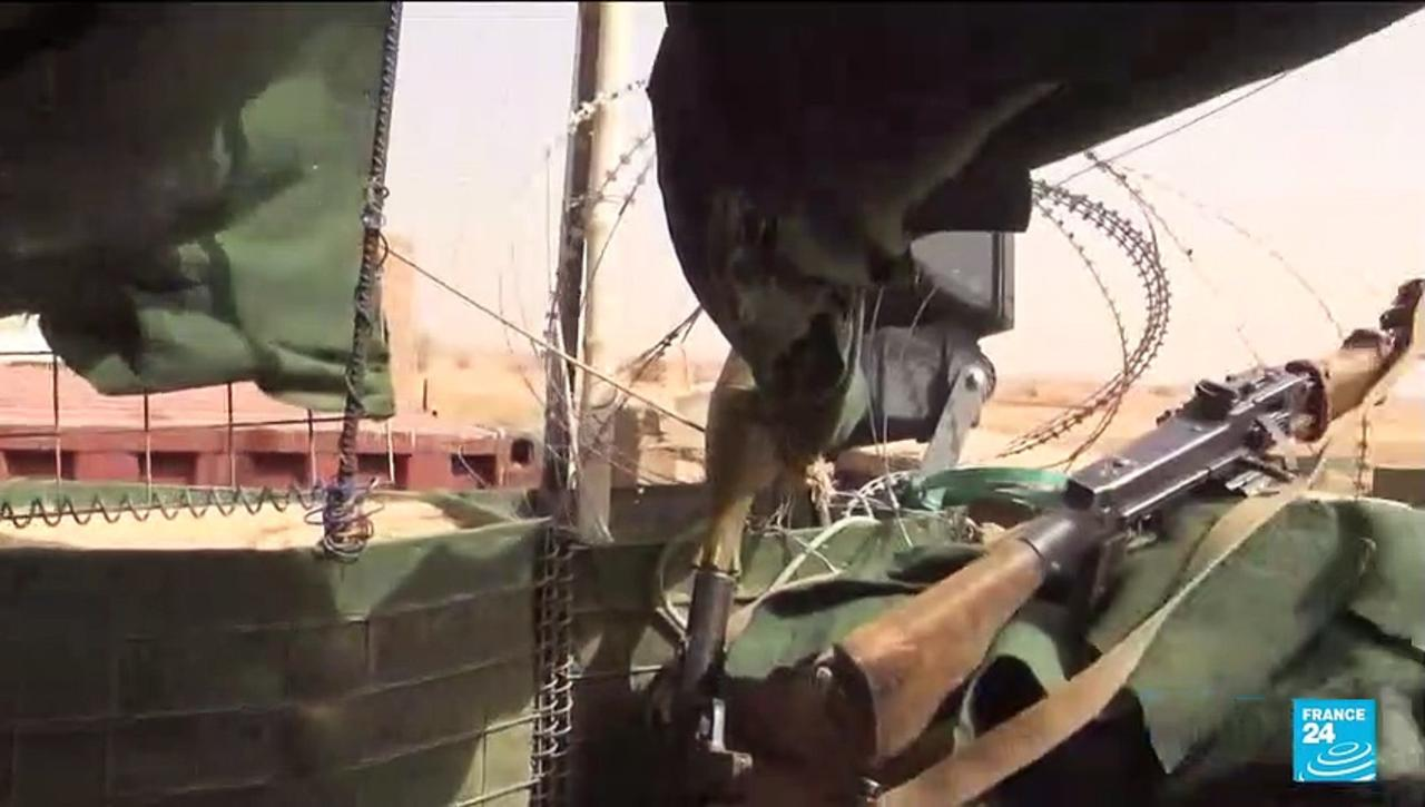 France in Mali: French army starts to reduce operations in Kidal