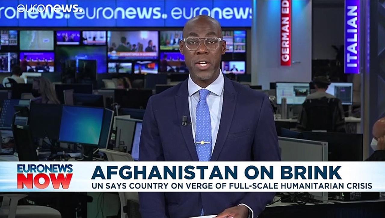 Afghanistan: EU humanitarian aid package 'not enough', says International Crisis Group