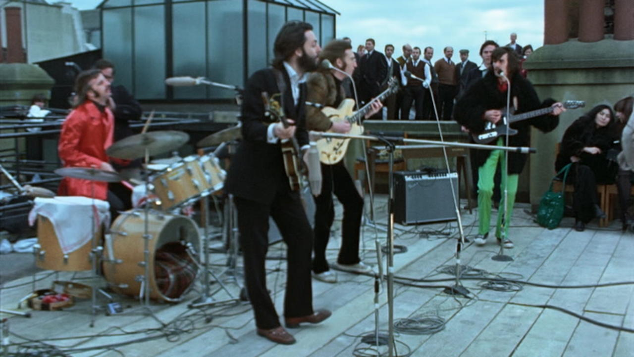 'The Beatles: Get Back' Trailer Gives In-Depth Look at Band's Final Live Performance   THR News