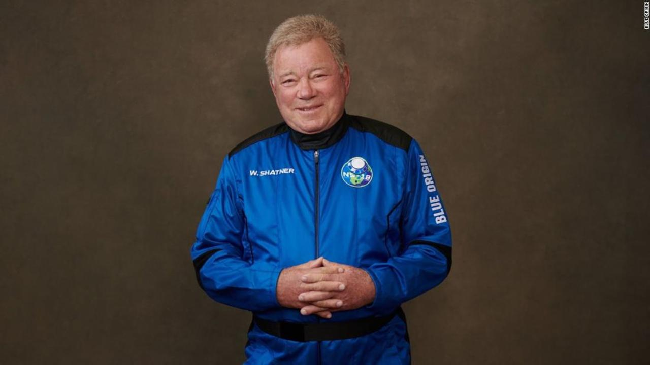 William Shatner, 90, Becomes Oldest Person To Go to Space