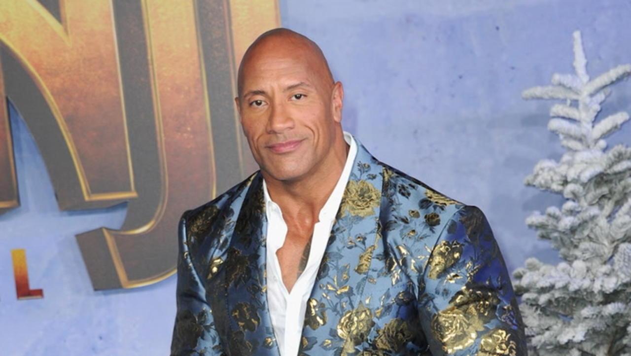 "Dwayne Johnson Talks That Vin Diesel Instagram Post That Caused a ""Firestorm""   THR News"