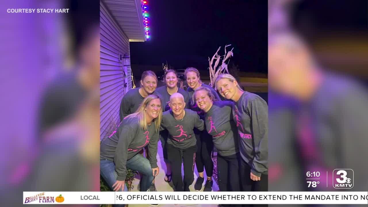 Stanton, Iowa nurse shares breast cancer story
