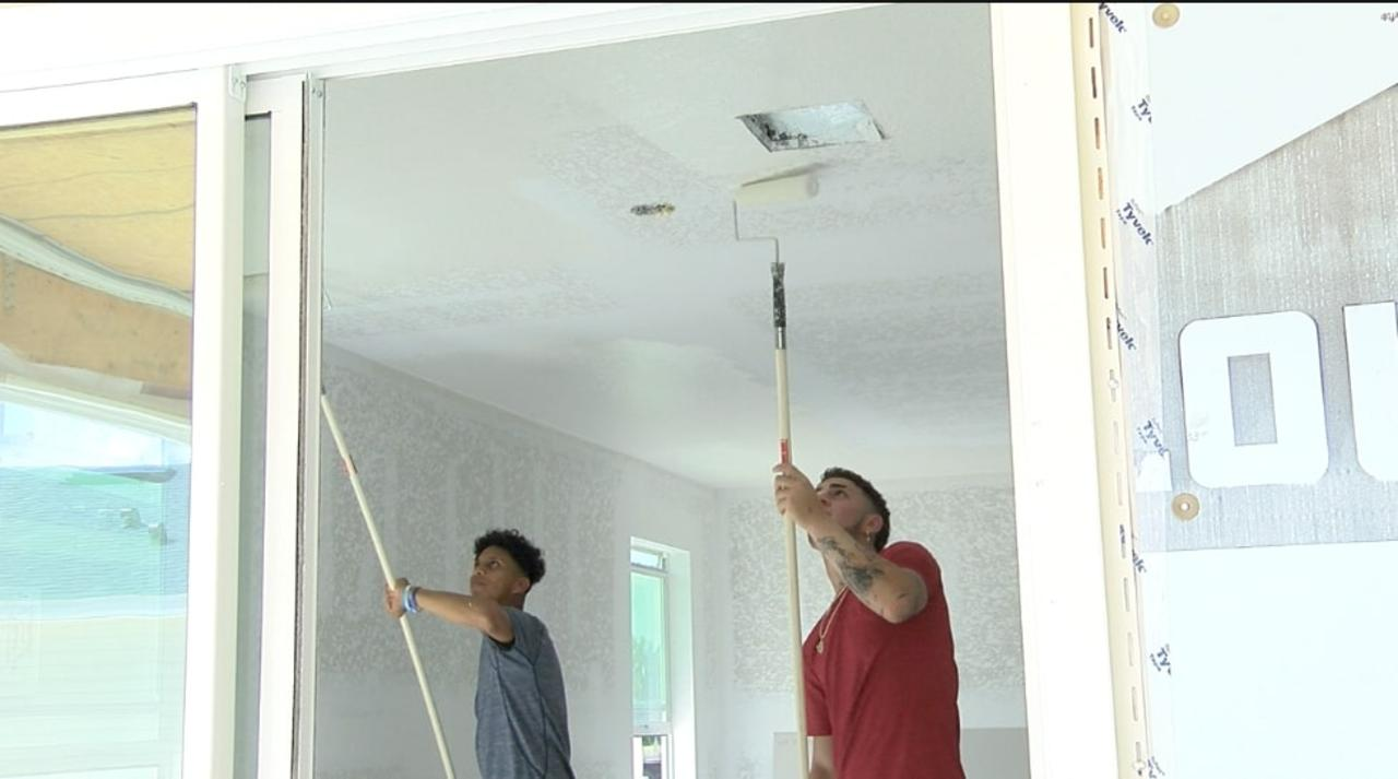 Boston Red Sox teaming up with Habitat for Humanity