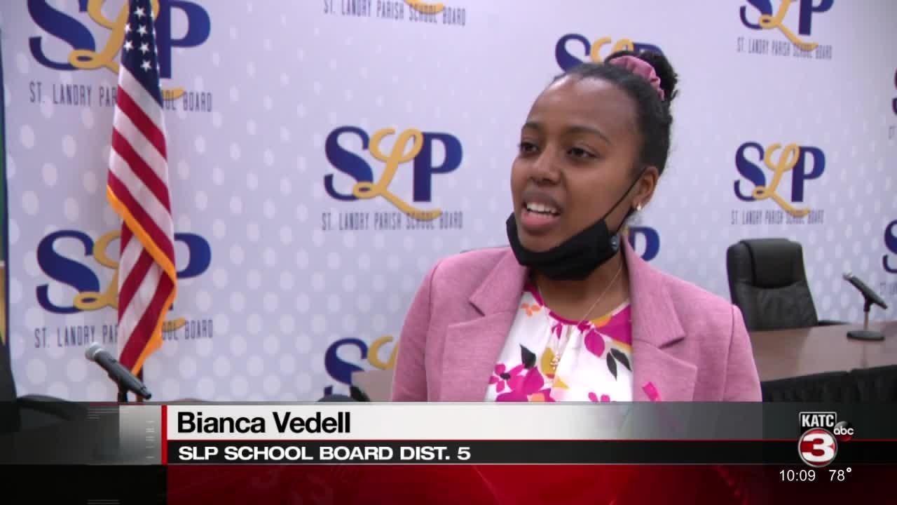 St. Landry School Board fills district vacancy