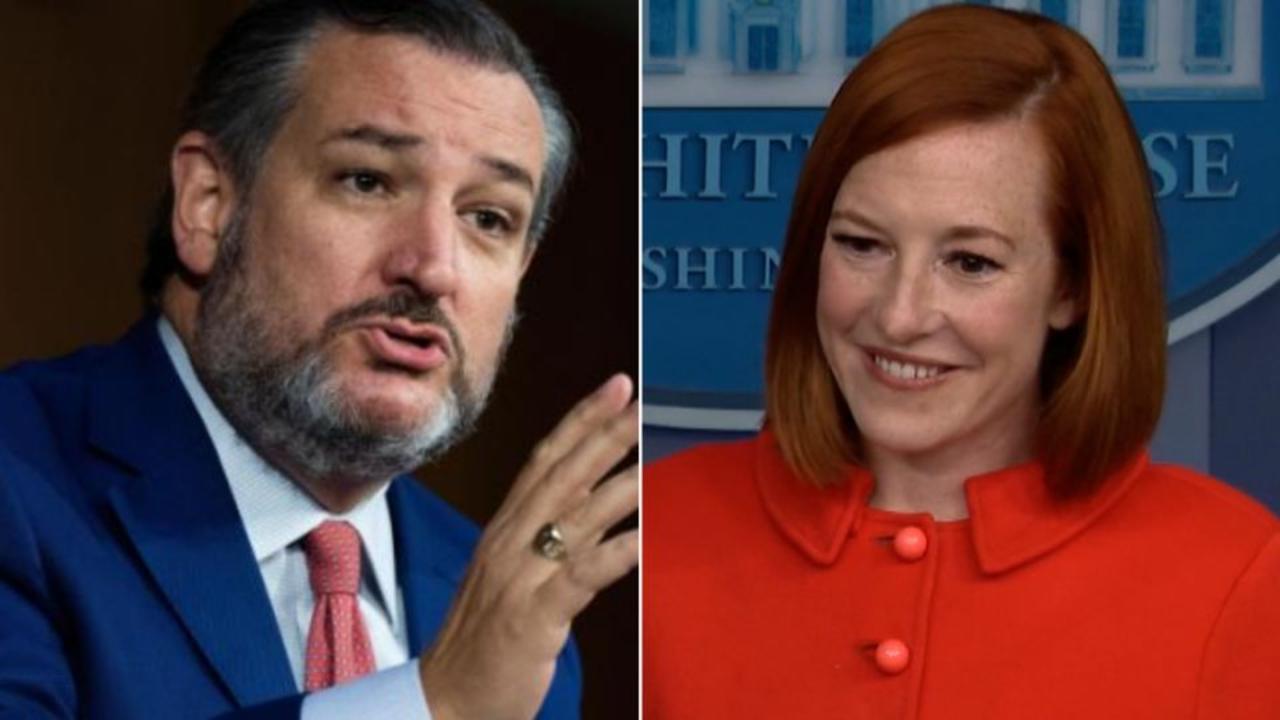 White House press secretary mocks Cruz for false claim