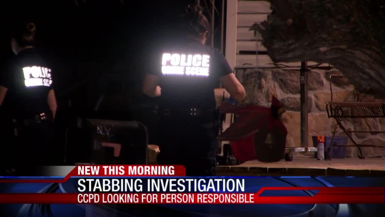 Police investigate stabbing in 4200 block of Barrera