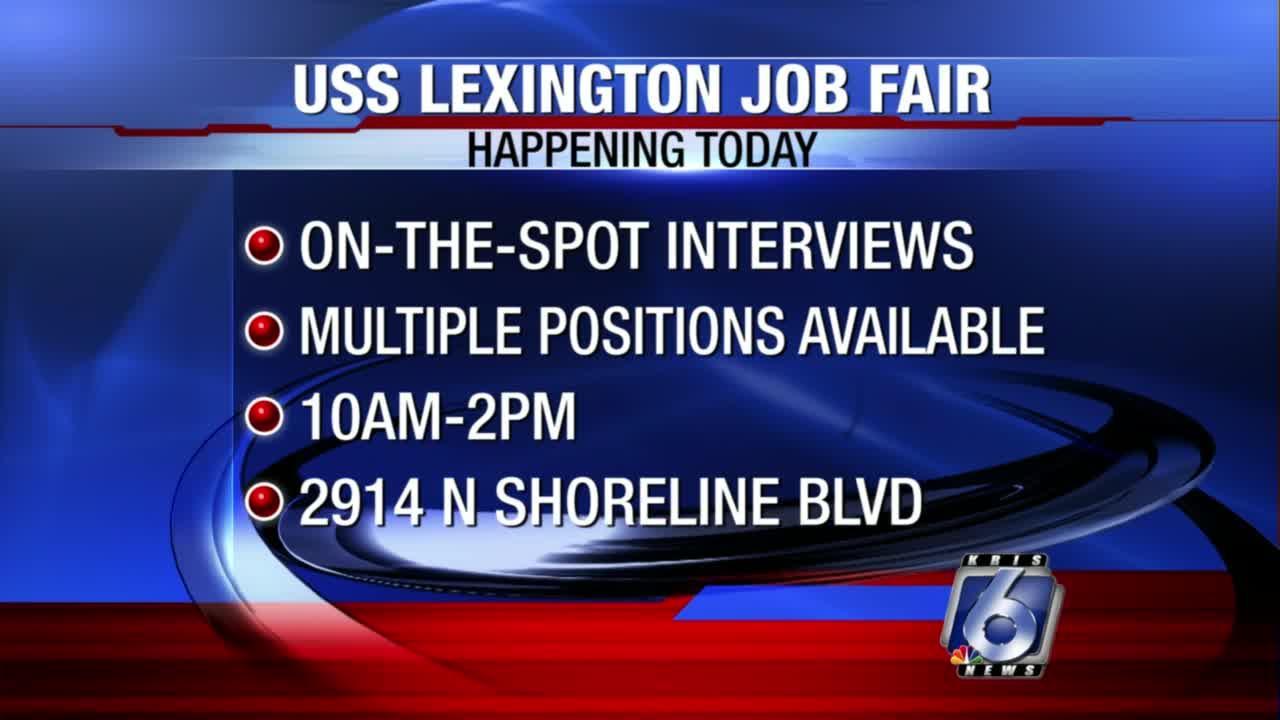 USS Lexington Museum is hiring multiple positions