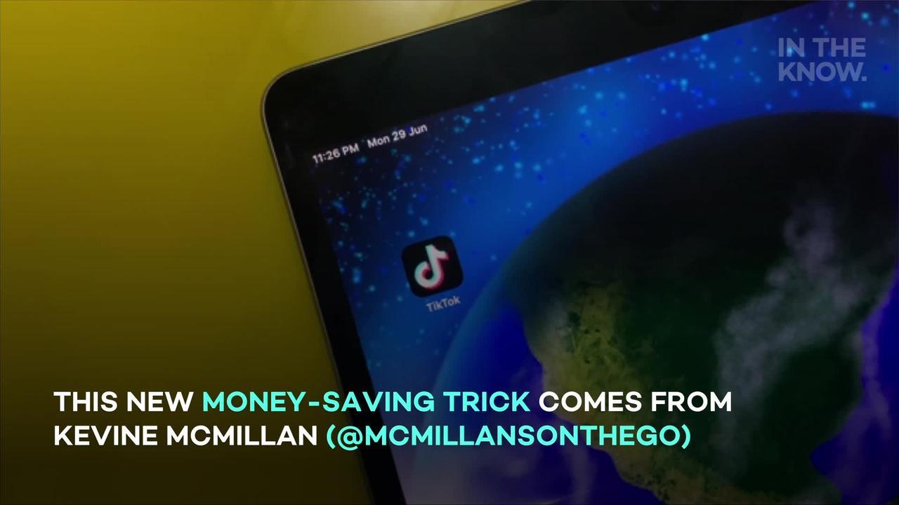 TikToker reveals 'game-changing' life hack for saving money on flights