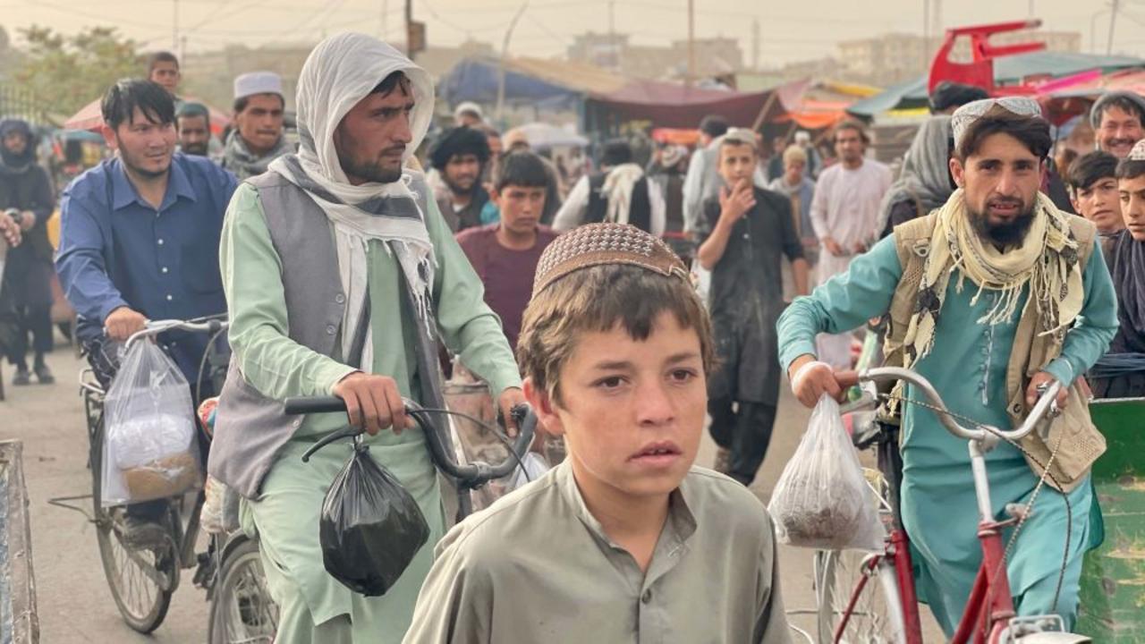 Aid worker: Afghan people pushed to brink of survival