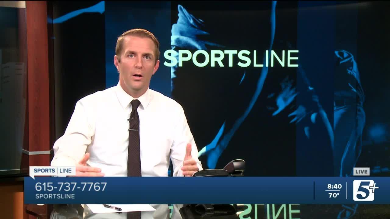 SportsLine: Vols' weekend win (P3)