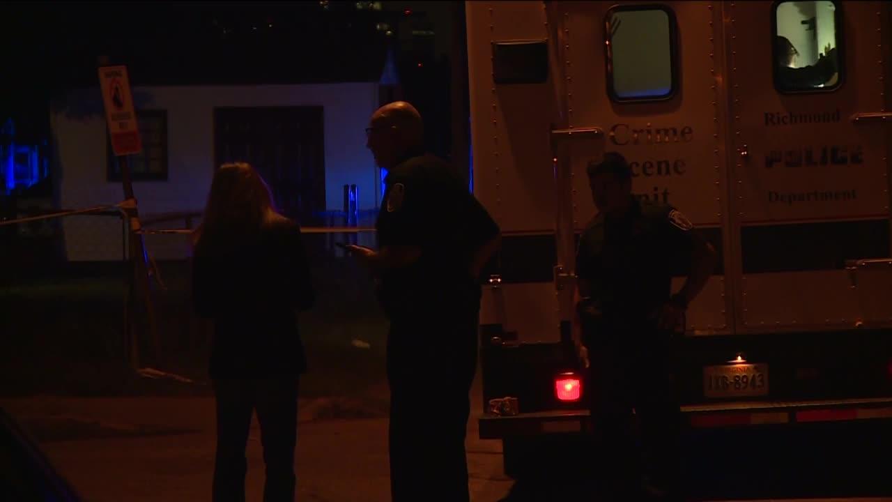 Police: Gunman on bicycle kills man in car