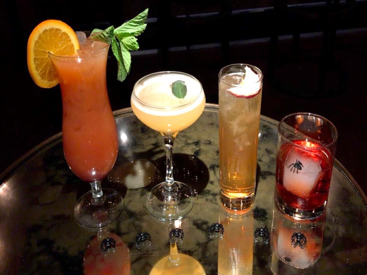 SPOOKY SPEAKEASY! Halloween drinks at Captain's Cabin - ABC15 Digital