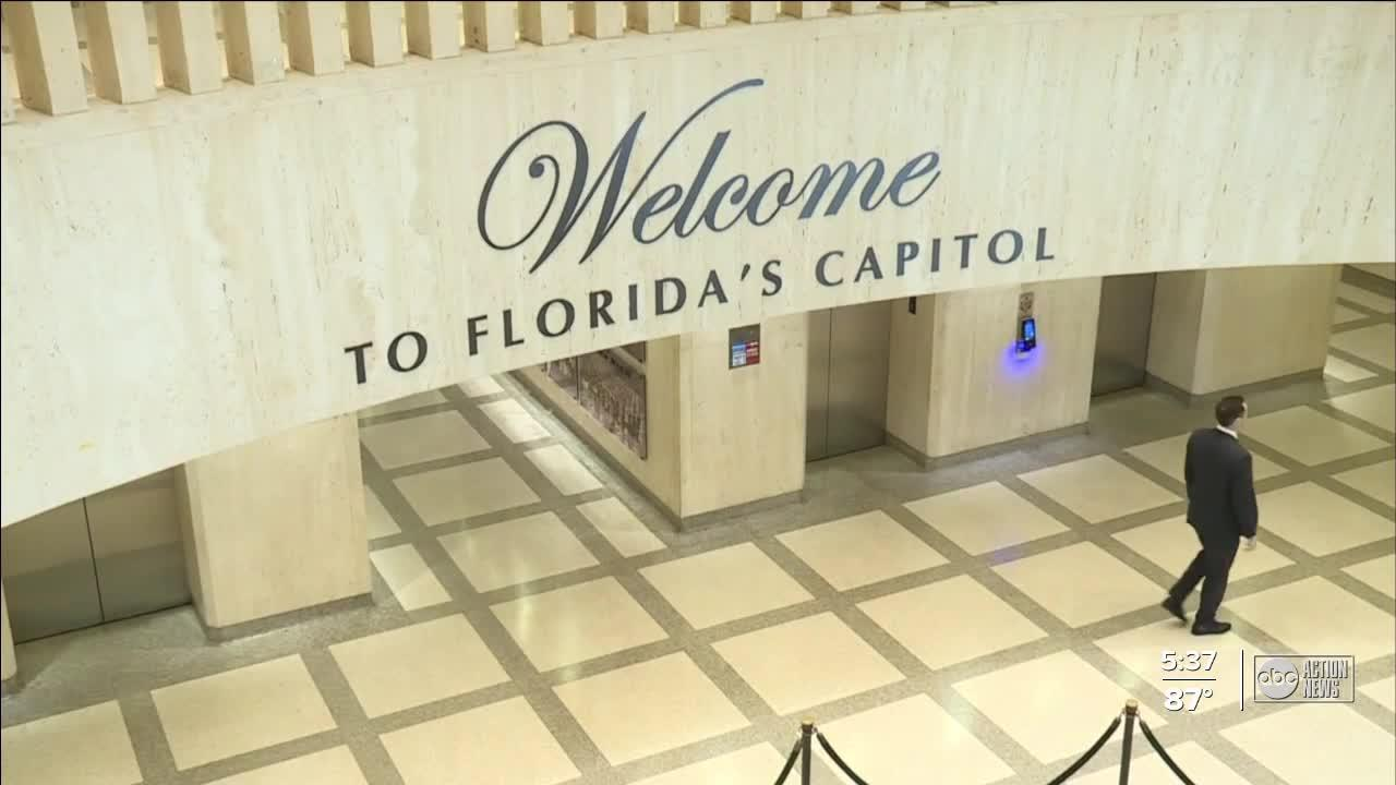 Florida lawmakers get update on COVID