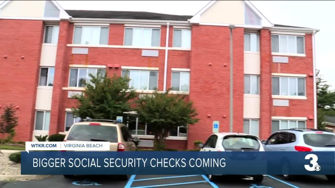 Bigger Social Security checks coming