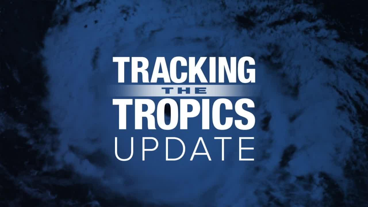 Tracking the Tropics | October 13 evening update