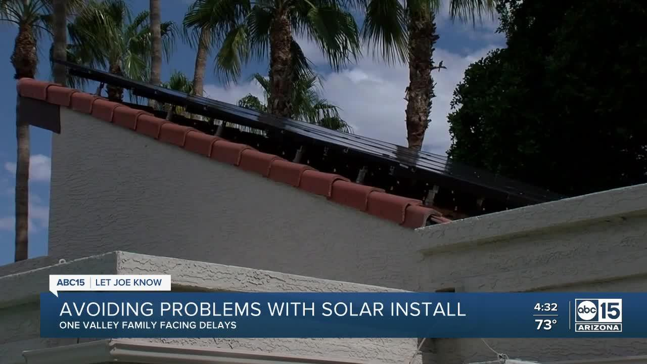What to consider before going solar