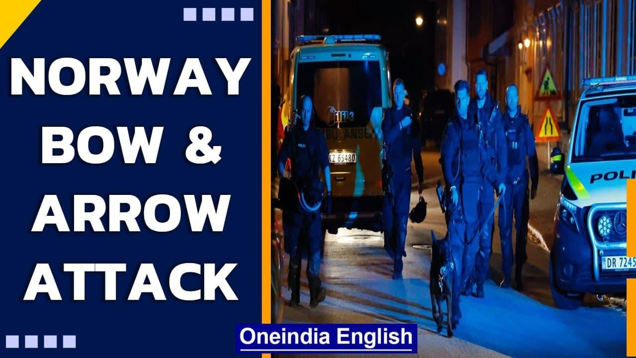 Norway bow and arrow attack suspect arrested, 5 dead, many injured | Oneindia News