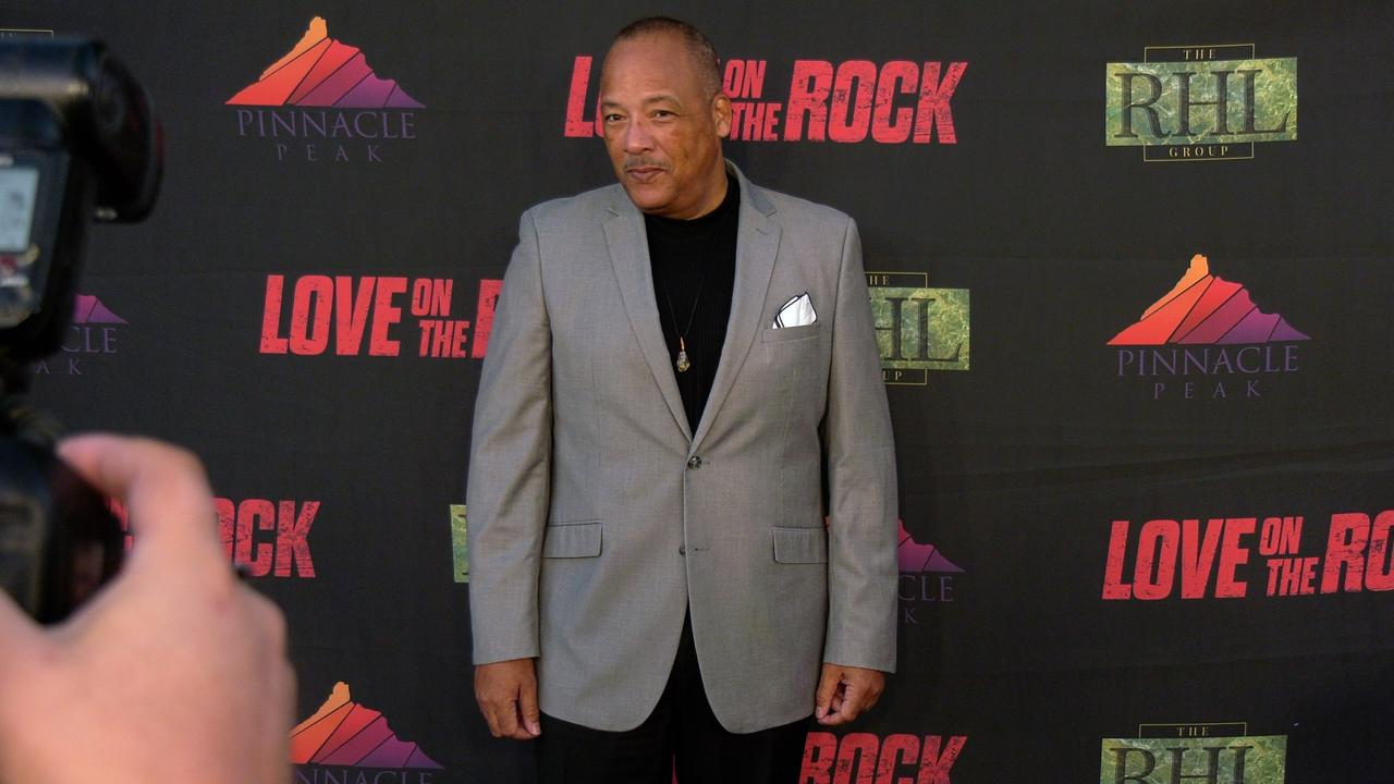 Tony Winters attends the 'Love on the Rock' Red Carpet Premiere in Los Angeles