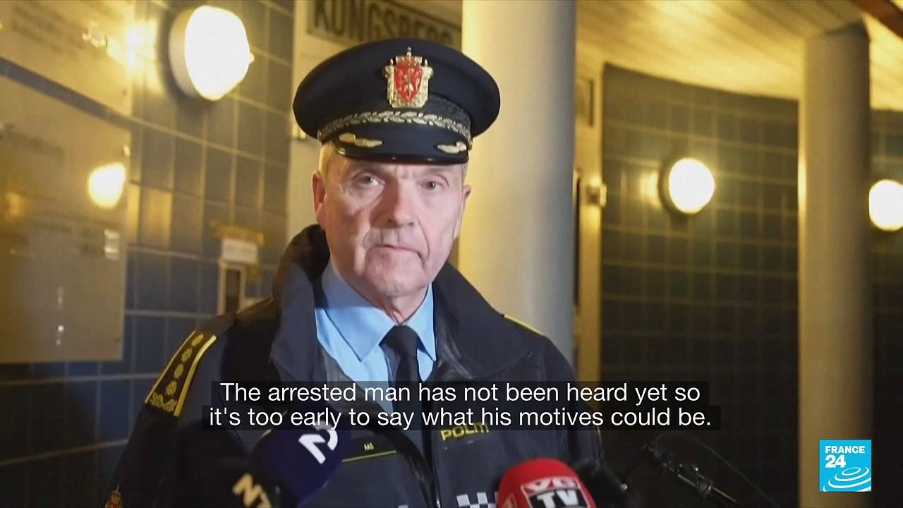 Norway bow-and-arrow attack: 5 killed, 2 hurt in Kongsberg attack, 1 man arrested