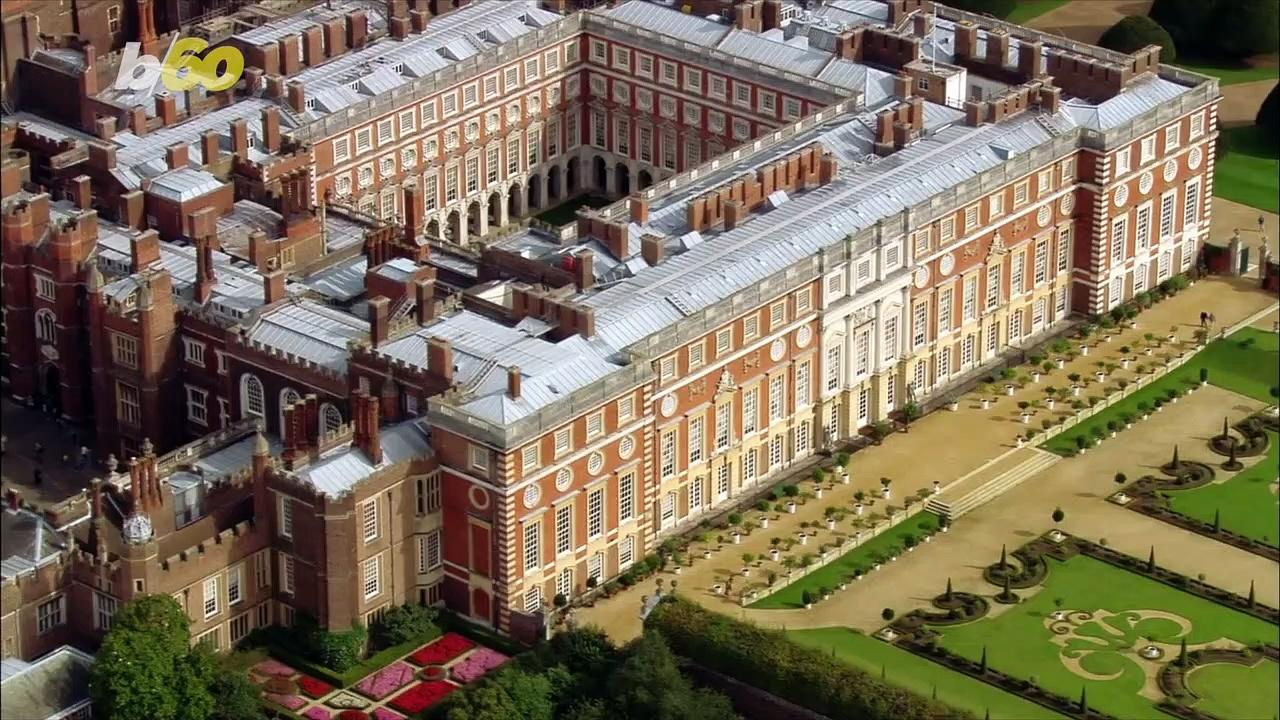 Take a Peek Inside Britain's Most Haunted Royal Palace
