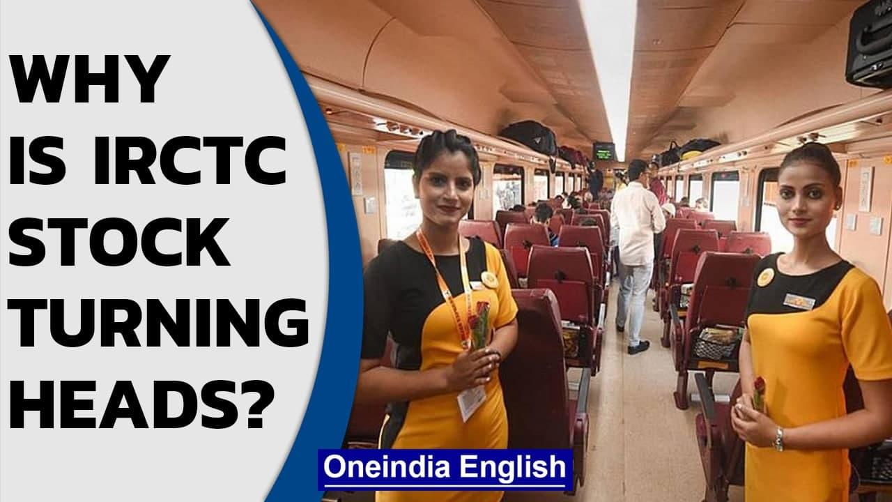 IRCTC stock price: Why are investors betting on this & what happens next?   Oneindia News