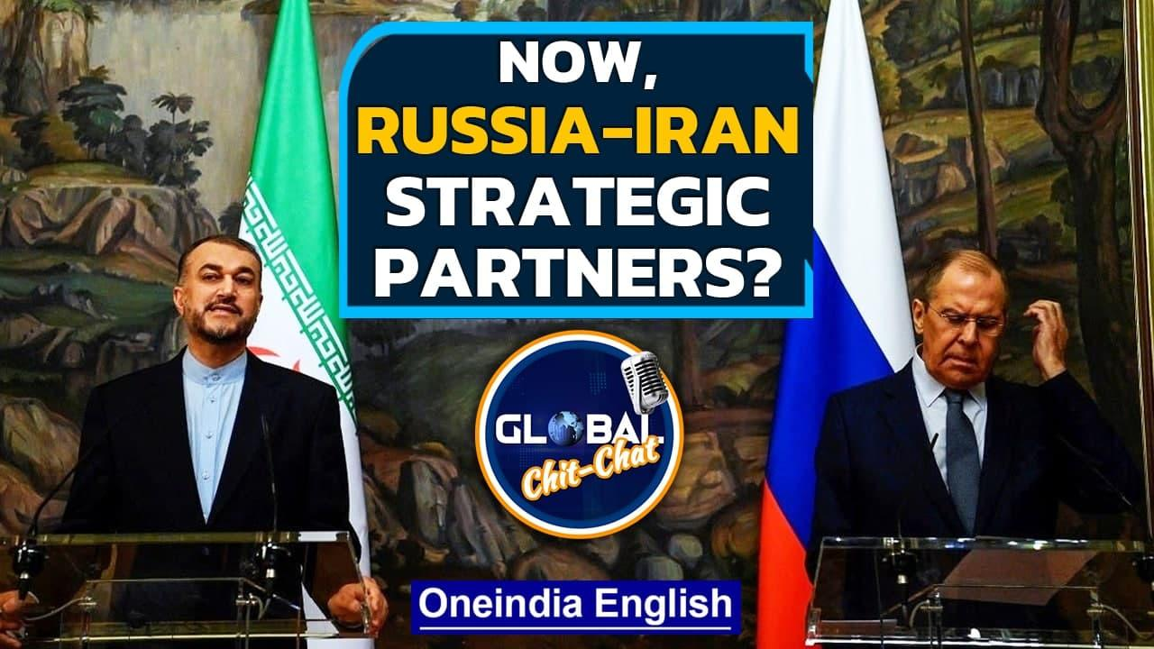 Russia, Iran turn strategic partners, what is in it for both countries? | Oneindia News