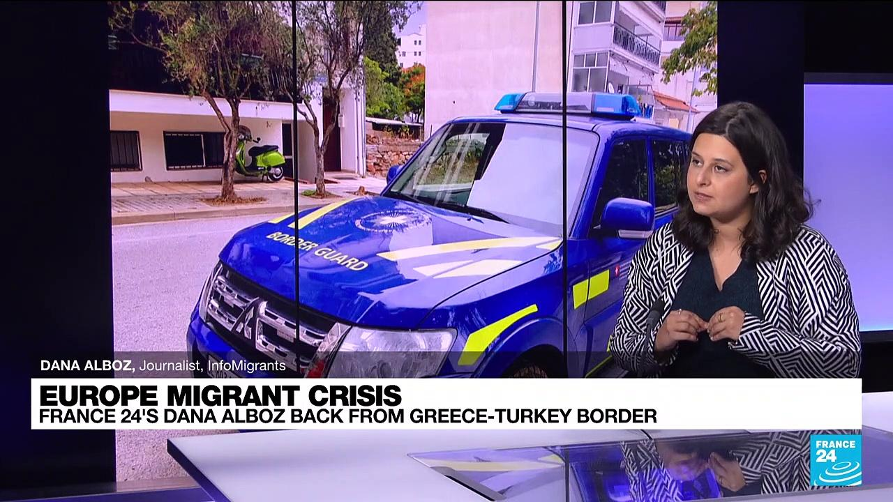 Migrants face increasing violence at the Greece-Turkey border