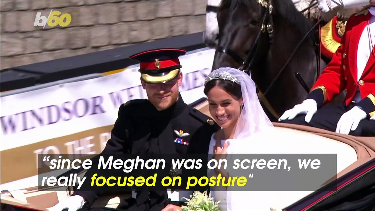 Meghan Markle's Postural Plan Could Be the Secret to Weight Loss We've Needed