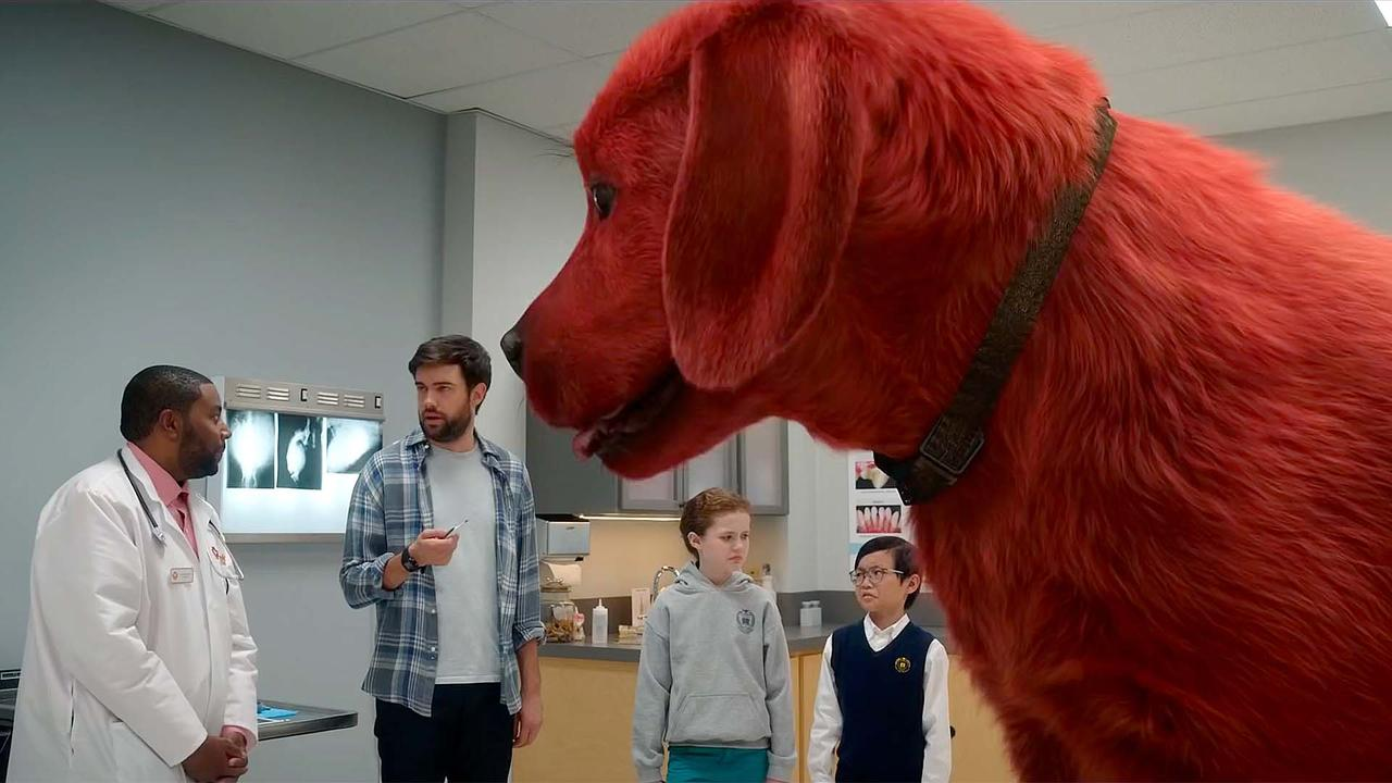 Clifford The Big Red Dog with Darby Camp - Official Final Trailer
