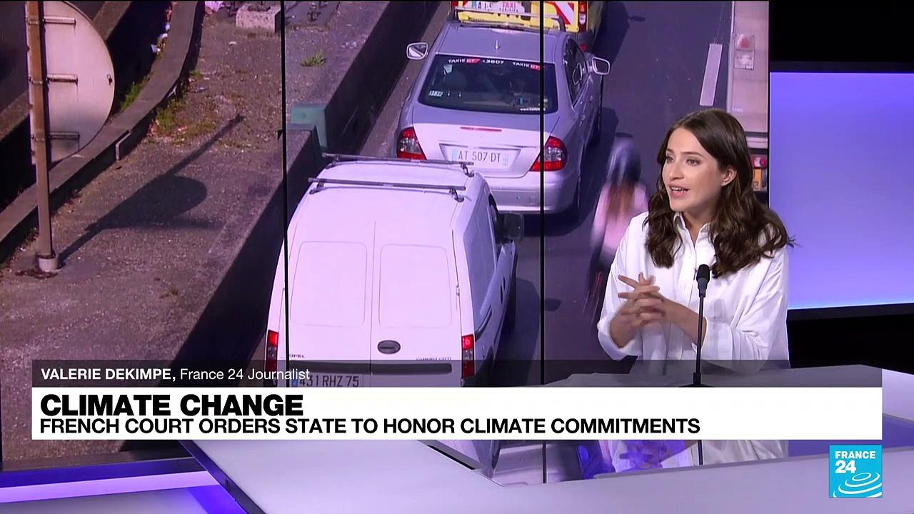 French court orders state to honour its climate commitments