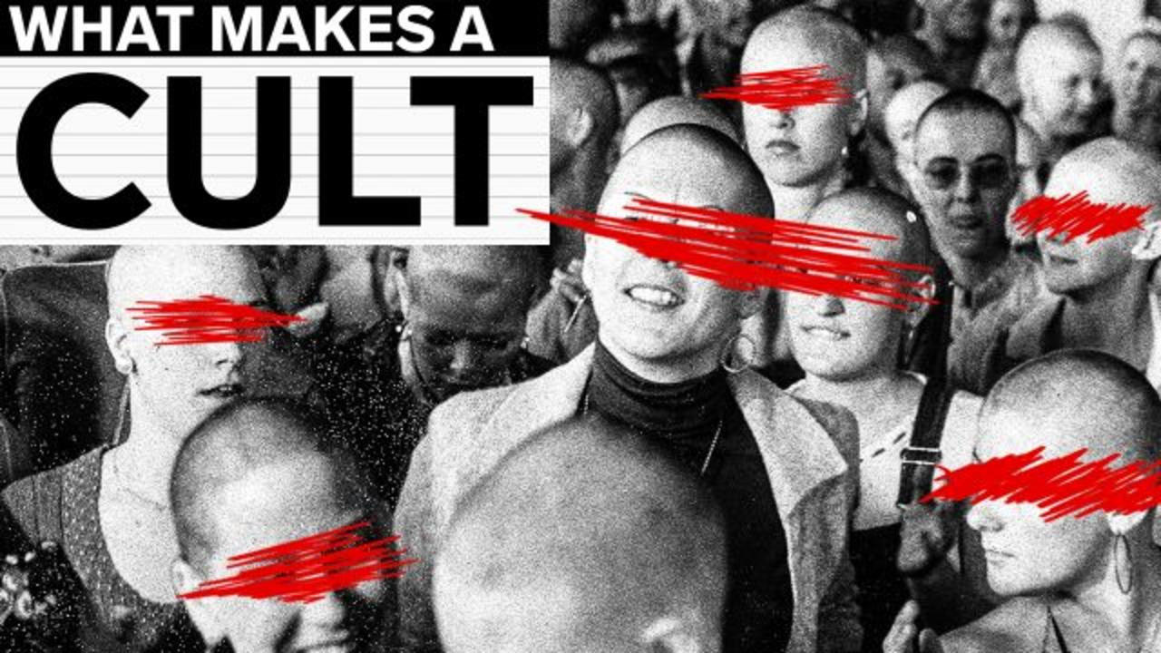 How Online Conspiracy Groups Compare to Cults