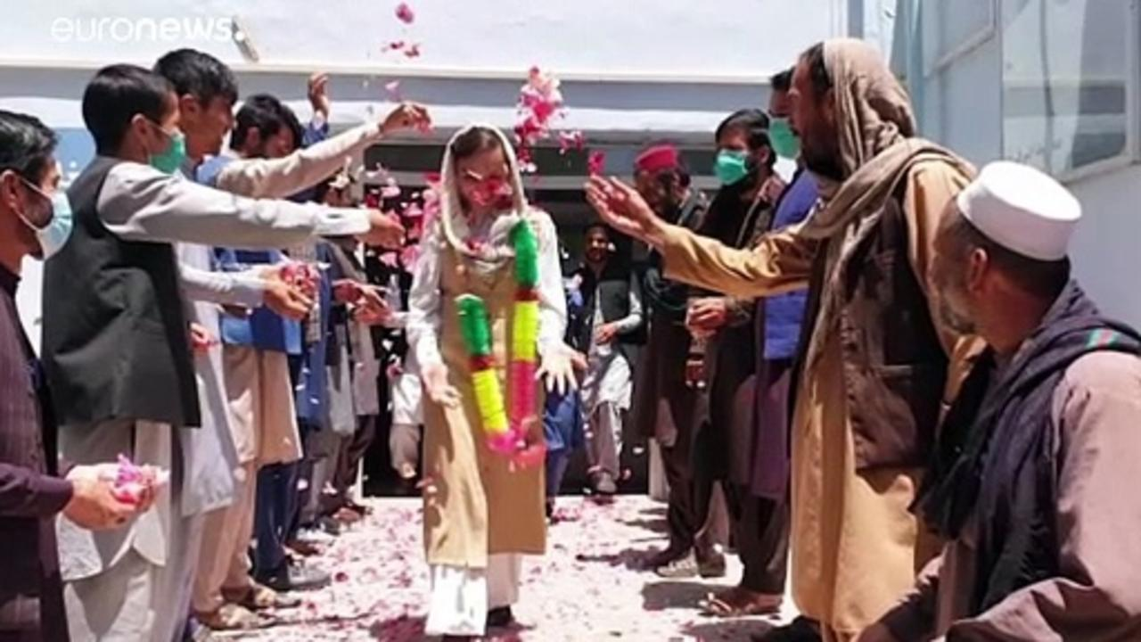 International community should end dialogue with Taliban, says youngest Afghan mayor