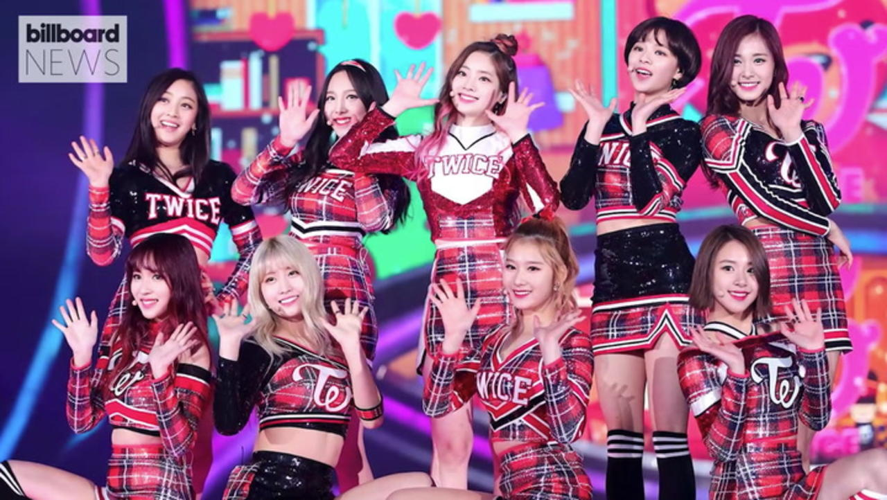 TWICE's 'The Feels' Helps Score Them Their First Hot 100 Entry | Billboard News