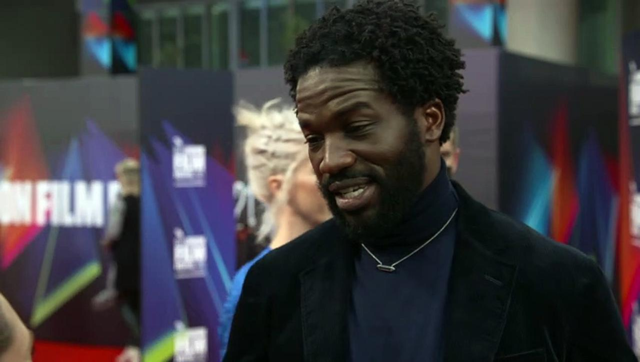 Ṣọpẹ Dìrísù on what we can expect in Gangs of London S2!
