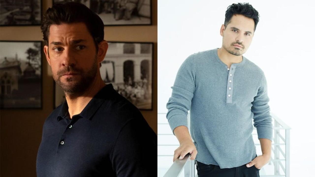 Amazon Renews 'Jack Ryan' for Fourth Season as Michael Pena Joins Cast   THR News