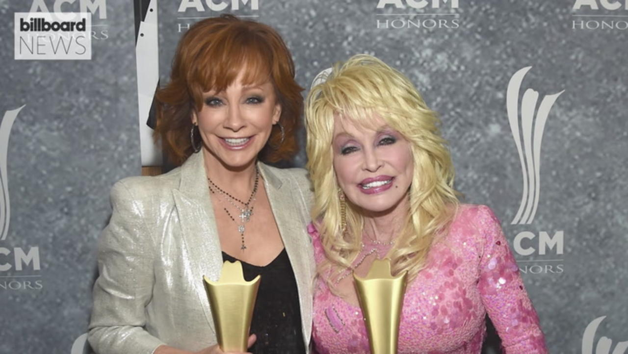 Reba McEntire Makes Her Return to Country Airplay Chart With Dolly Parton Collab   Billboard News