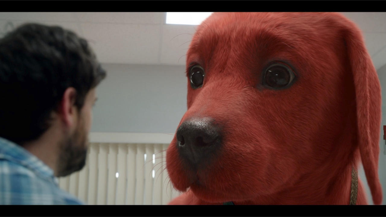 'Clifford the Big Red Dog' New Trailer