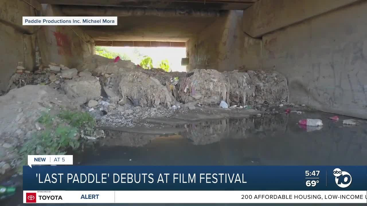 Global film highlights polluted Tijuana River, impact on San Diego