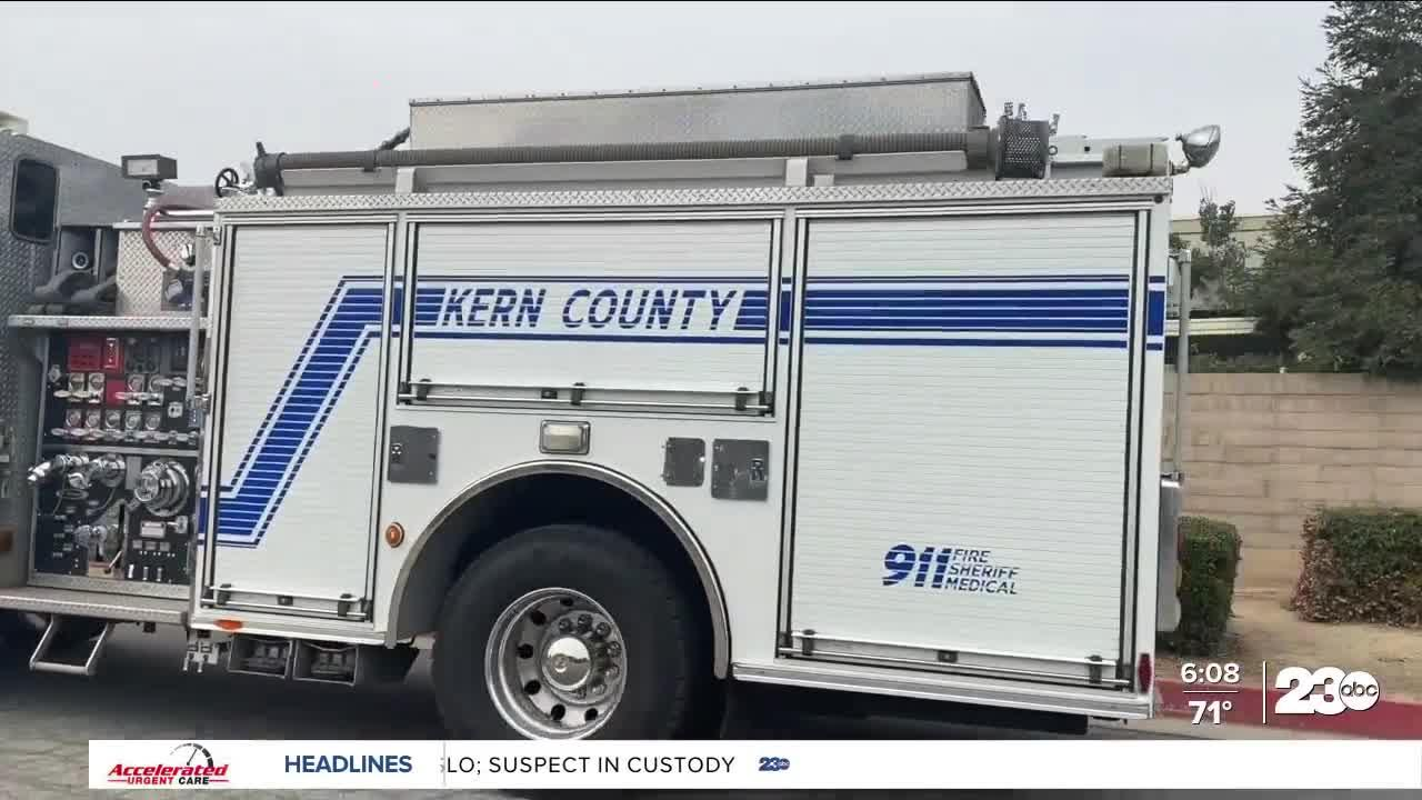 Board of Supervisors approve KCFD contracts for 3 cities