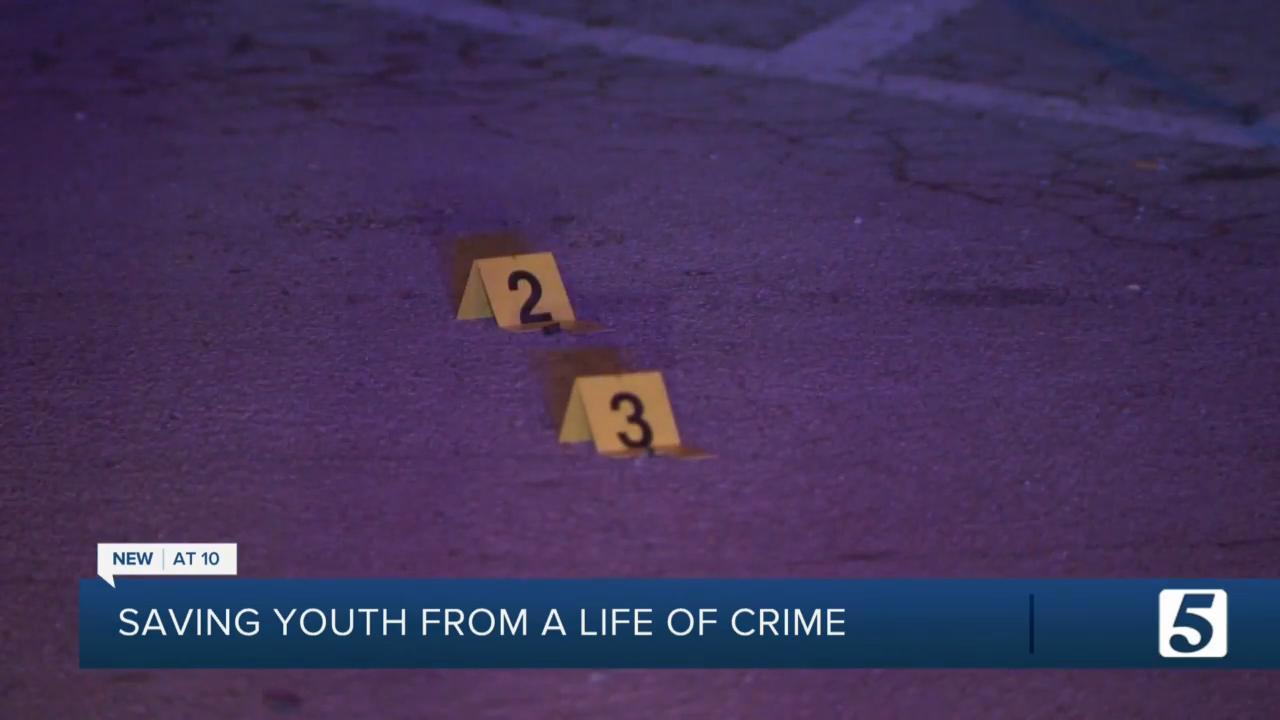 Youth support organizations working together to reduce juvenile crime