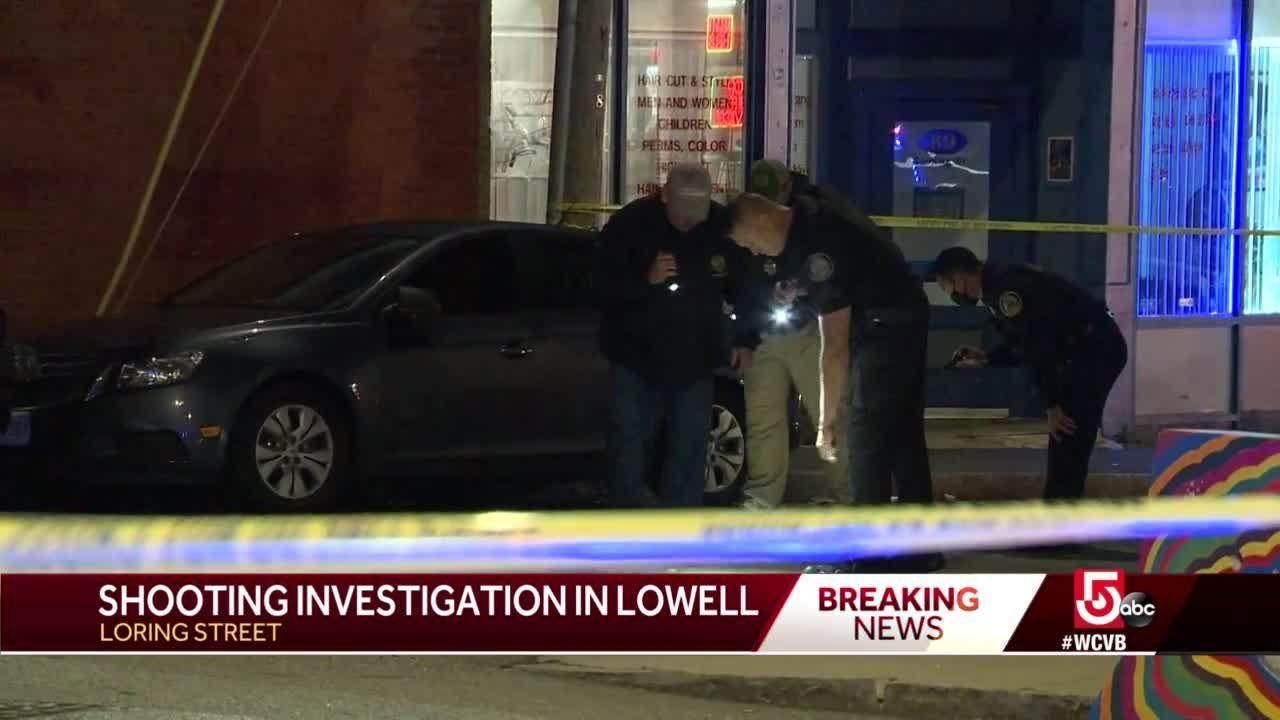 Shooting under investigation in Lowell