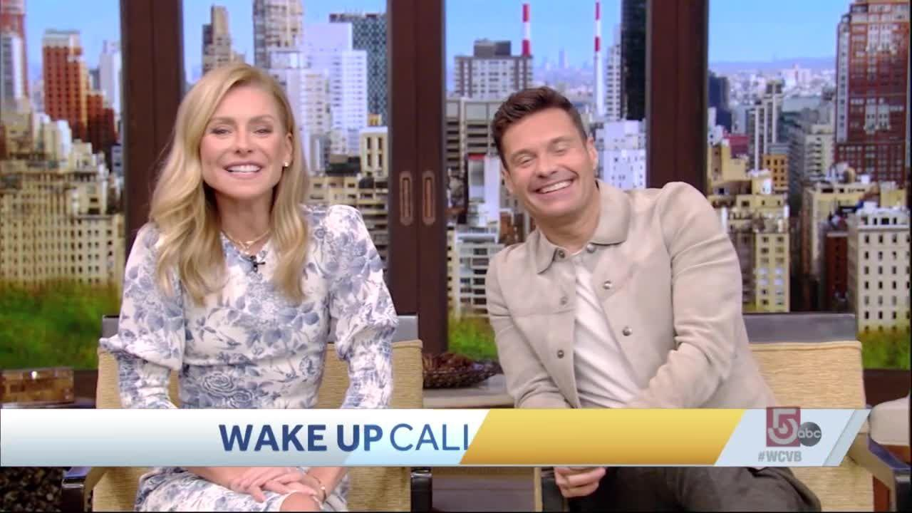 Wake Up Call from Kelly and Ryan