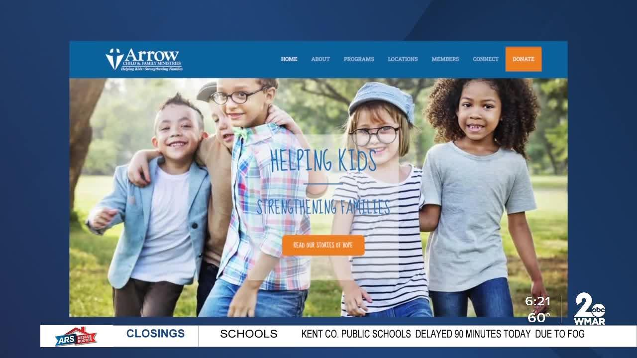 Maryland organization focuses on helping kids and strengthening families