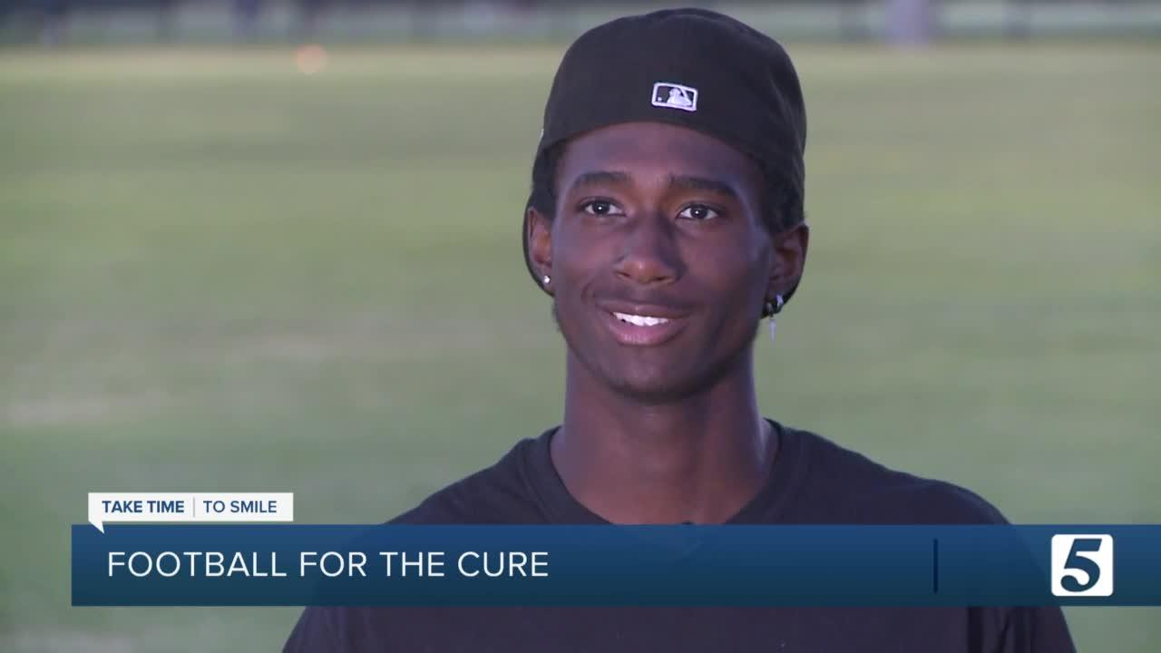 Teenager to host eighth 'Football for the Cure' tournament this weekend