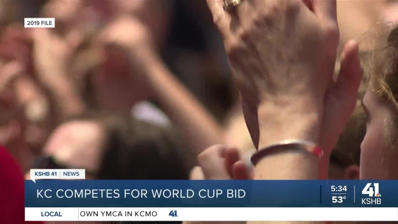 KC competes for World Cup bid