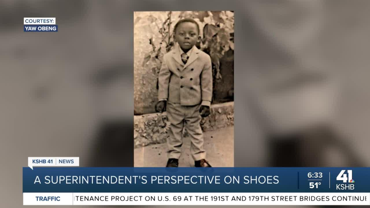 A superintendent's perspective on shoes
