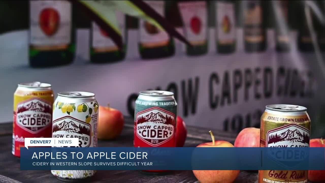 Colorado cidery releases latest batch