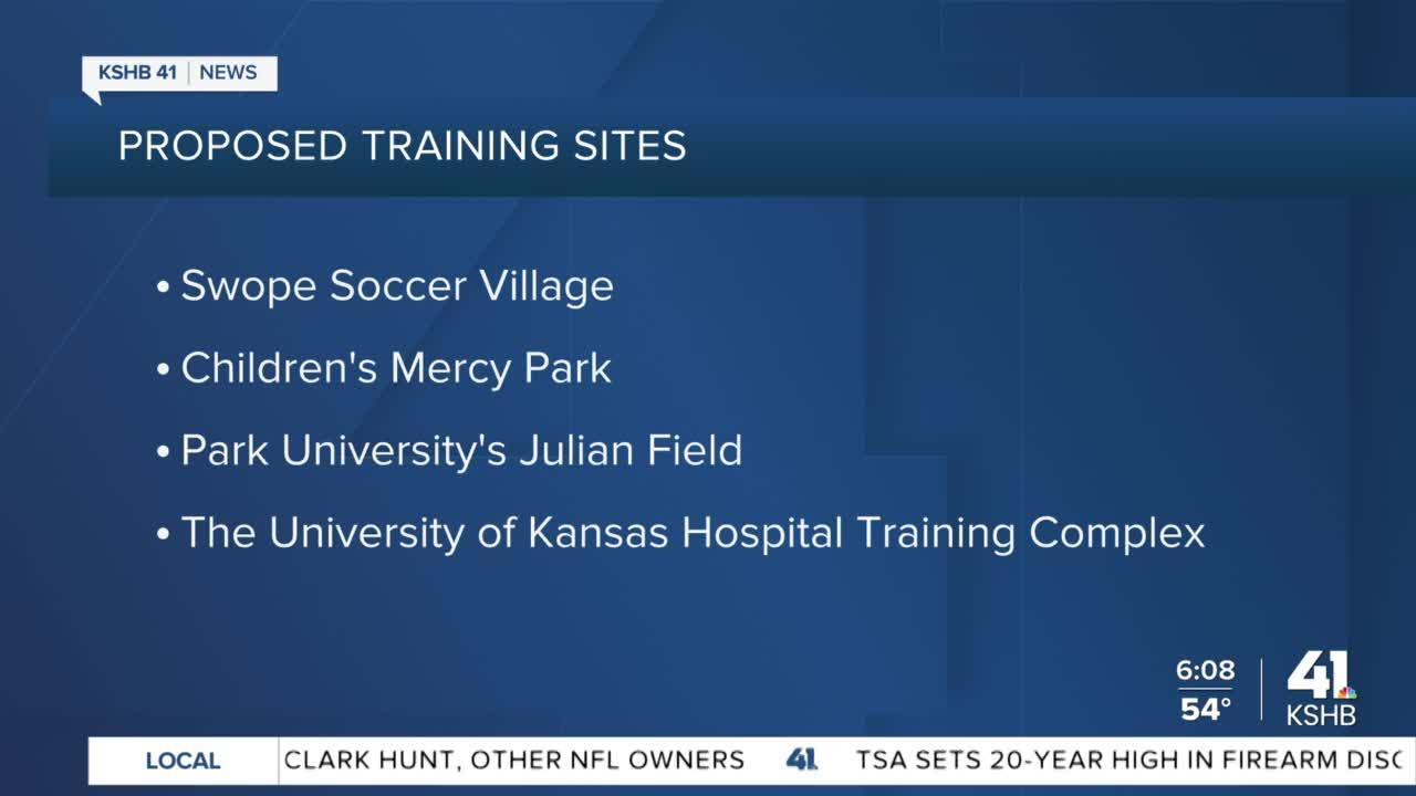 KC bids to host 2026 FIFA World Cup