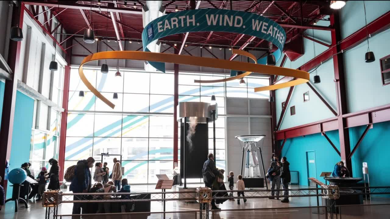 Michigan Science Center hosting community free day this weekend
