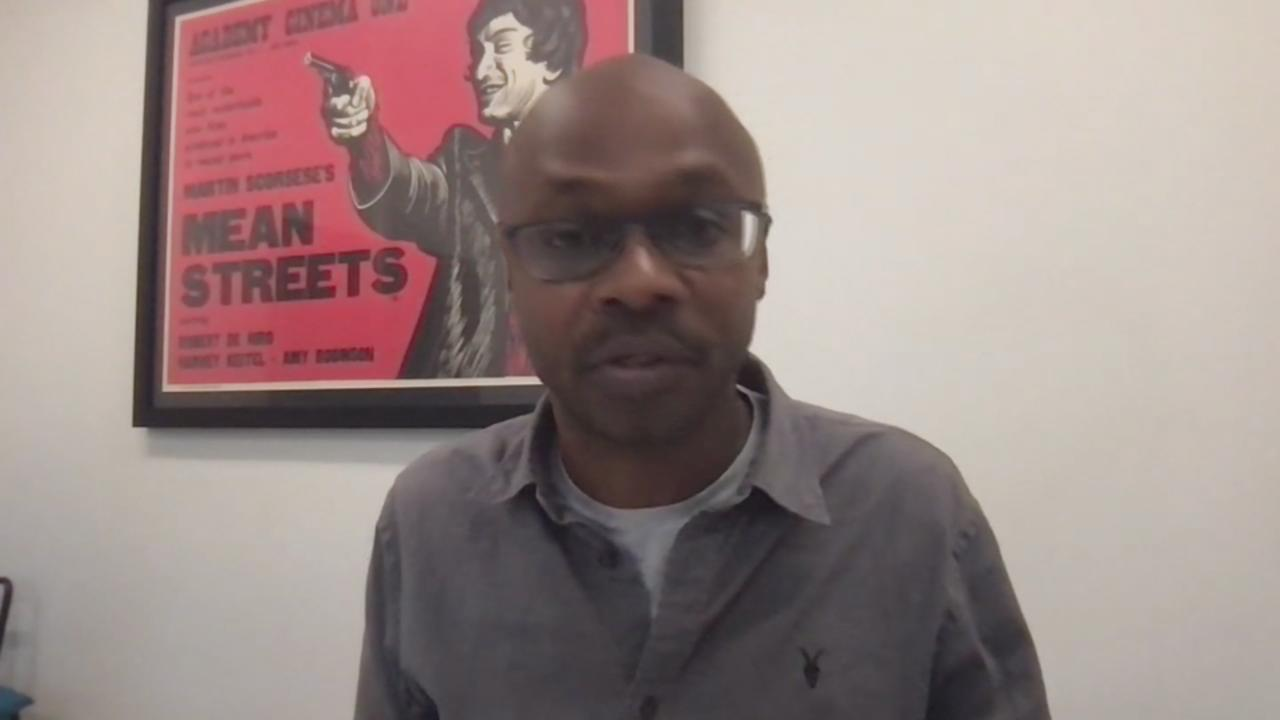 CNN speaks with director of documentary banned in Kenya